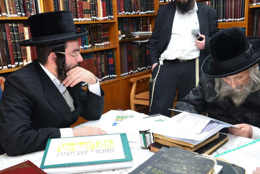 """הגאב""""ד מברך את הרבנים העוסקים בזיכוי הרבים למצוות שמיטה"""
