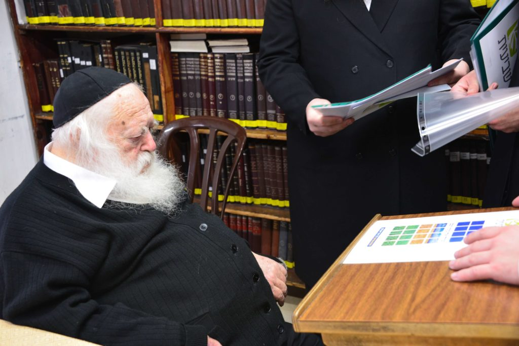 הרב קניבסקי ואגודת שמיטה