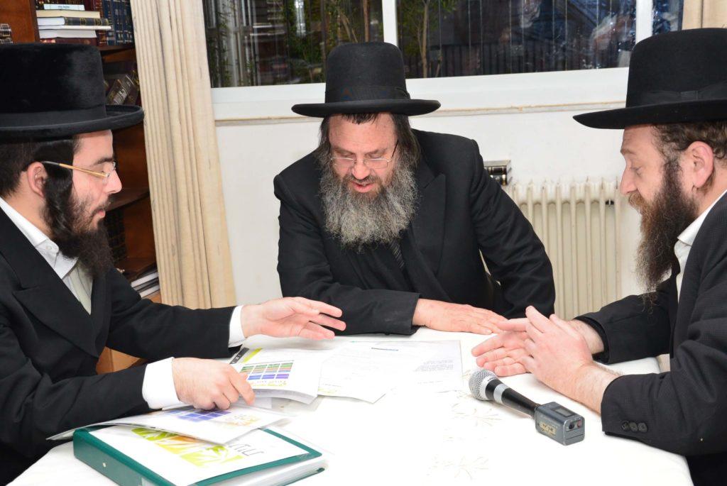 ר' דוד כהן בשיח על שמיטה