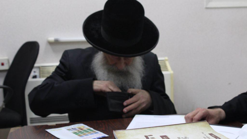 הרב וואזנר קונה קרקע לפני שביעית בכדי להשבית אותה