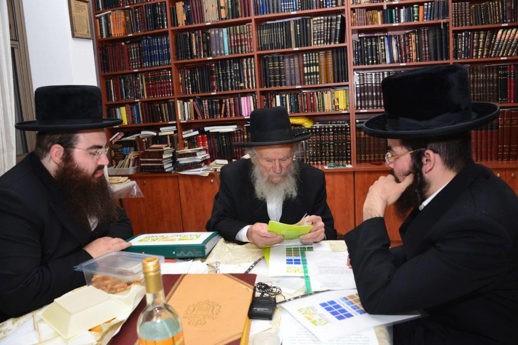 הרב יעקב אדלשטיין בדיון על הלכות שביעית